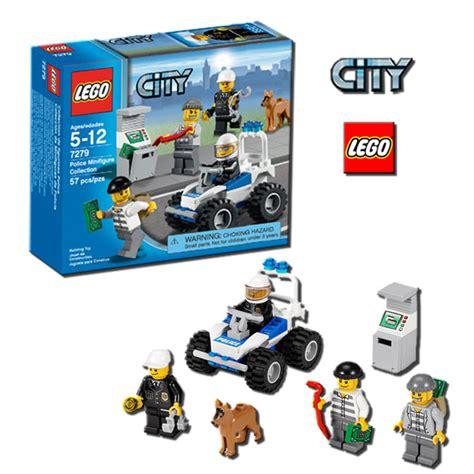 Lego Indonesia Mini Set lego city mini figure collection 7279 57 building set for ages 5 5702014725041