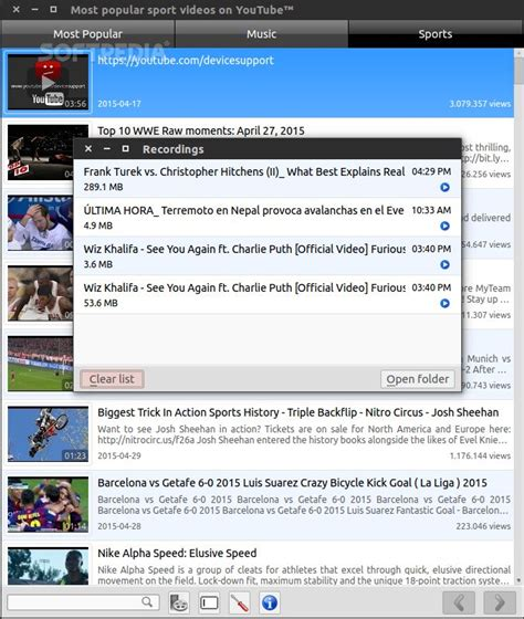 browser youtube smplayer youtube browser review a good app with wasted
