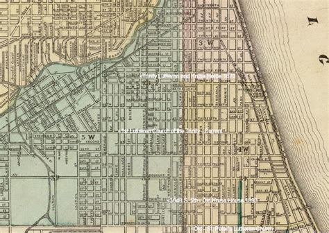 chicago map 1930 chicago map 1930 http freepages genealogy
