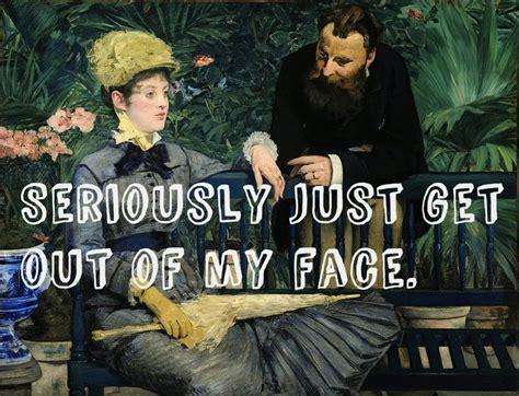 Art History Memes - art history memes a project about context artful artsy amy