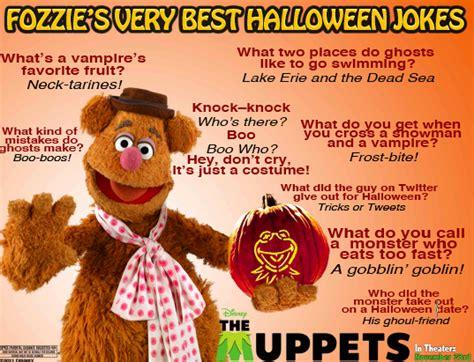 halloween themed jokes muppet themed halloween party ideas nyc single mom