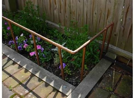 keep dogs out of flower beds shutterfly my little copper fence i made to keep the