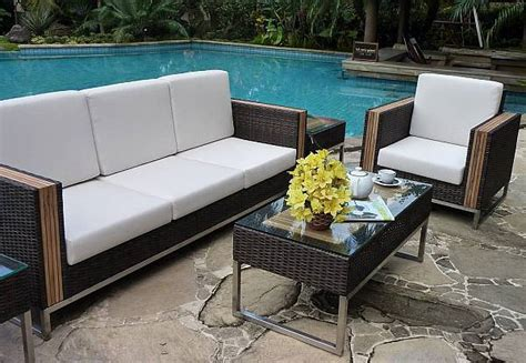 Chic Patio Furniture Outdoor Design Choosing Patio Furniture