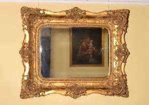Regent Antiques   Mirrors   Stunning Large Ornate Italian Gilded Mirror