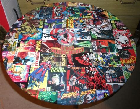 Decoupage Book Cover - kracalactaka comic decoupage boxes and