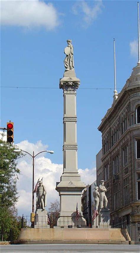 Forum Credit Union Monument Circle lancaster pa penn square monument golancasterpa