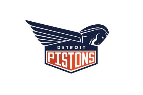 Michael Weinstein Nba Logo Redesigns Detroit Pistons | michael weinstein nba logo redesigns detroit pistons