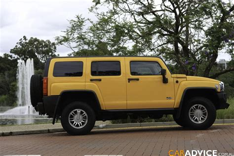 review hummer h3 2008 hummer h3 review caradvice