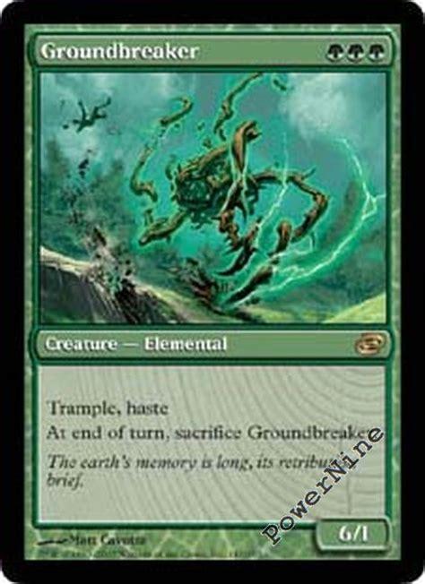 Mtg Magic The Gathering Benalish Commander Planar Chaos Singles 4 groundbreaker planar chaos mtg magic green 4x x4 ebay