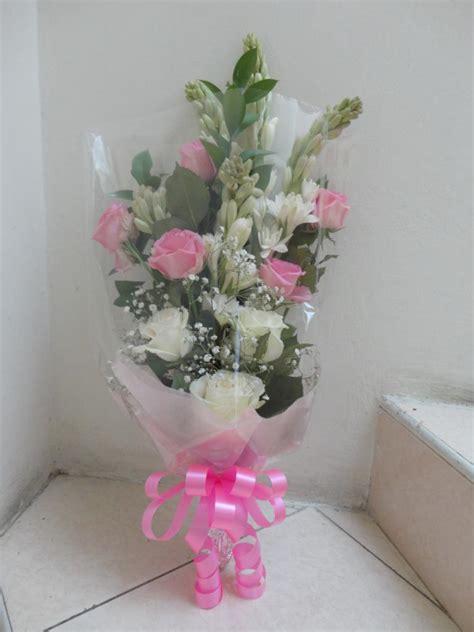buket sedap malam mawar toko bunga  purwokerto