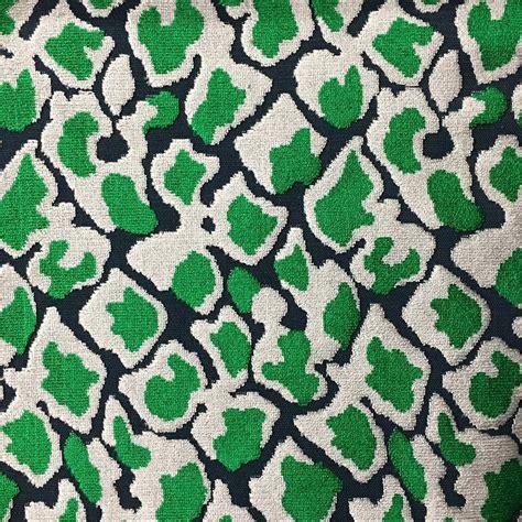 Leopard Velvet Upholstery Fabric by Leopard Pattern Cut Velvet Upholstery Fabric By