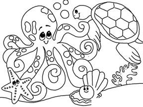 the sea coloring book free the sea coloring pages to print for