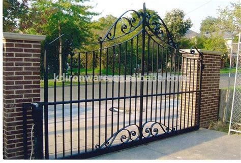 when gates swing open factory prices swing open artique and ornamental wrought