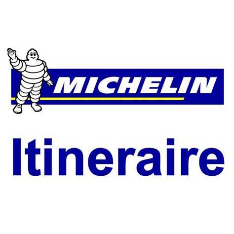 itineraire michelin
