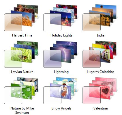 html themes with slider free download desktop backgrounds slideshow for windows 7 desktop