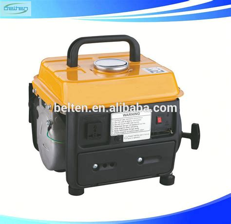 600w mini electric generator micro generator used
