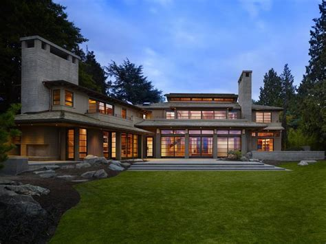 contemporary house in seattle with japanese influence seattle house photos