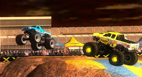 monster truck game video monster truck destruction macgamestore com