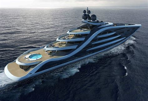 The Ultimate Luxury by Owning These Superyachts Is The Ultimate Luxury