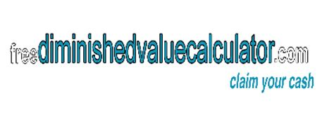 free diminished value calculator new calculator for automibile diminished value claims