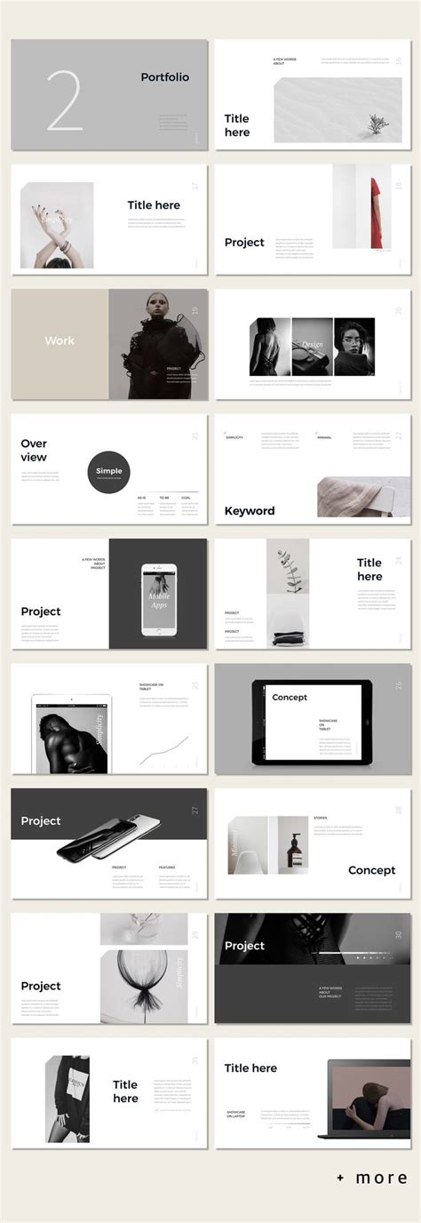 Best 25 Portfolio Exles Ideas On Pinterest Graphic Design Portfolios Template Portfolio Basic Portfolio Template