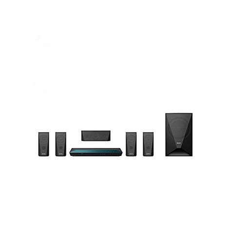 sony sony bdve  channel home theater system black