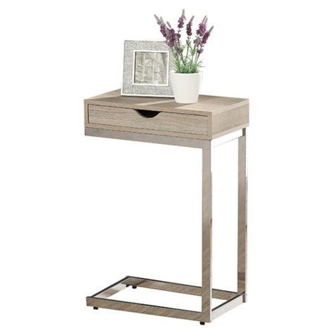 Slide Table by Monarch Specialties Inc Slide End Table Reviews Wayfair