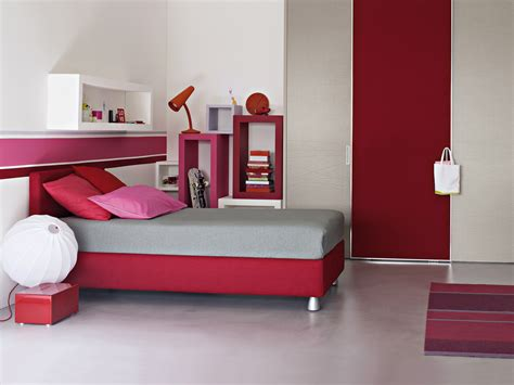 Room Colors Mood notturno 2 letto singolo by flou