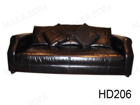 real leather couch china genuine leather sofa hd 206 china genuine