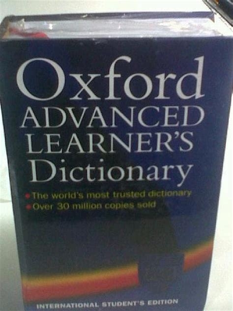 Oxford Advanced move to bangedi oxford advanced learners dictionary 7th edition