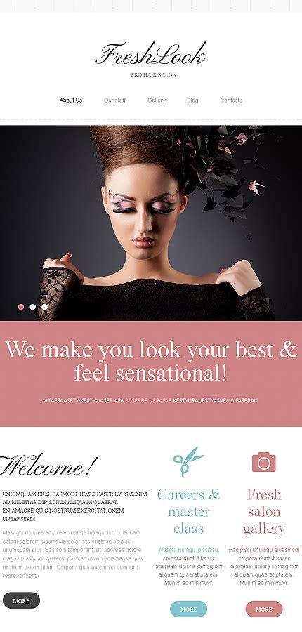 template joomla beauty salon beauty salon joomla template 46831