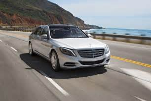 2016 mercedes maybach s600 front three quarter in motion