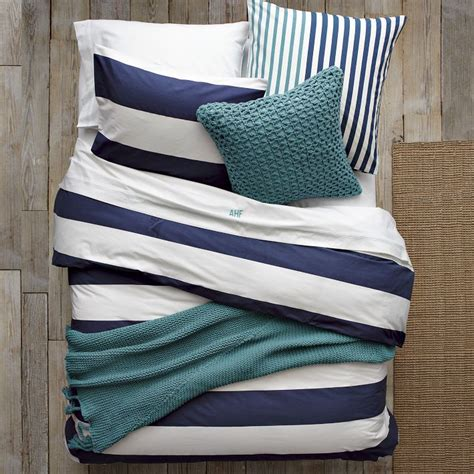 blue and white striped comforter designer bedding knockoff price its overflowing