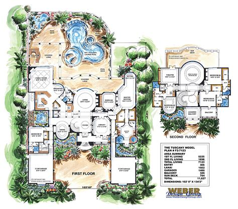 tuscan house designs and floor plans tuscan floor plan tuscany house plan floorplans i like pinterest tuscany