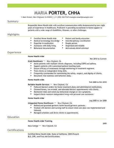 home care aide resume sle health care aide resume sle 28 images home health care