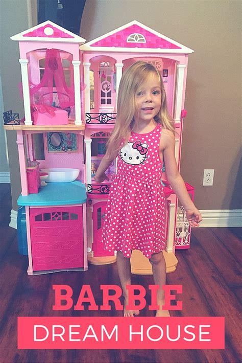 barbie and the dream house a girls dream come true the barbie dream house family