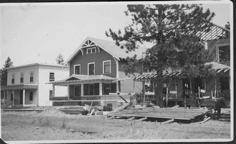 Broadway Apartments Bend Oregon Bend History Century Boarding Houses Still Stand
