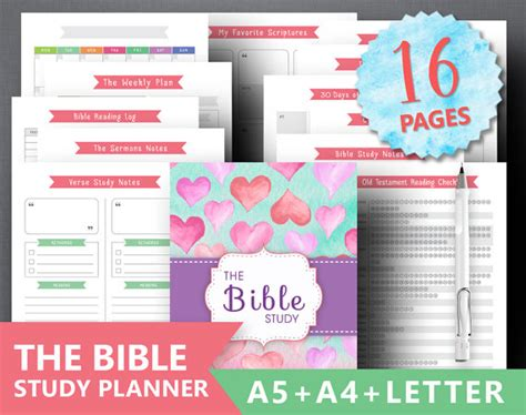 christian planner weekly prayer journal 2018 weekly monthly planner agenda schedule calendar organizer pretty pink gold confetti cover with grown ups planners christian devotionals books bible study planner printable devotion faith
