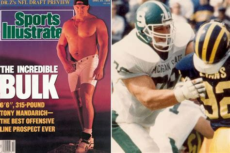 tony mandarich bench press 13 most hated college football players of all time