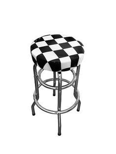 Black Parts In Stool by Retro Stool Model 215 782 Kitchens Of The 30s 40s 50s