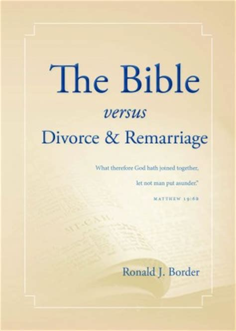 Marriage Bible Verses Divorce by Bible Quotes On Divorce Quotesgram