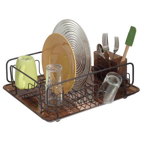 Decorative Dish Rack by Bronze Dish Drying Drainer Rack Kitchen Decor Organize Sink Ebay