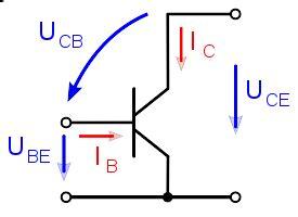 transistor npn funktion bipolarer transistor