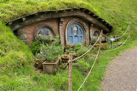 hobbit houses happy medium studios lord of the rings hobbit homes