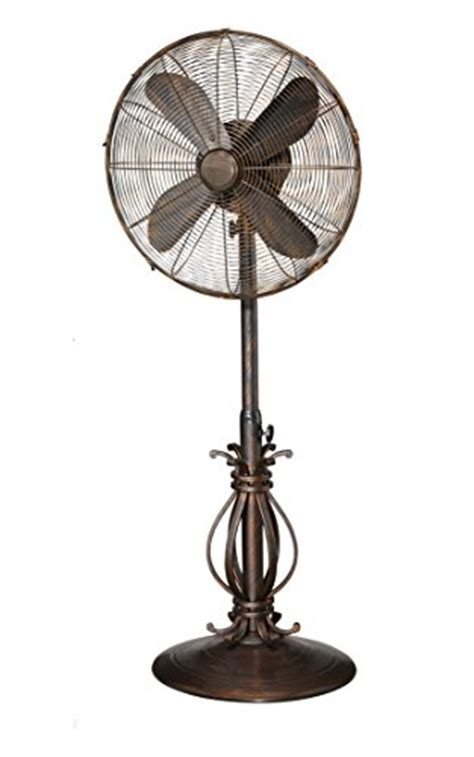 outdoor stand up fans indoor and outdoor 18 standing pedestal fan beautiful