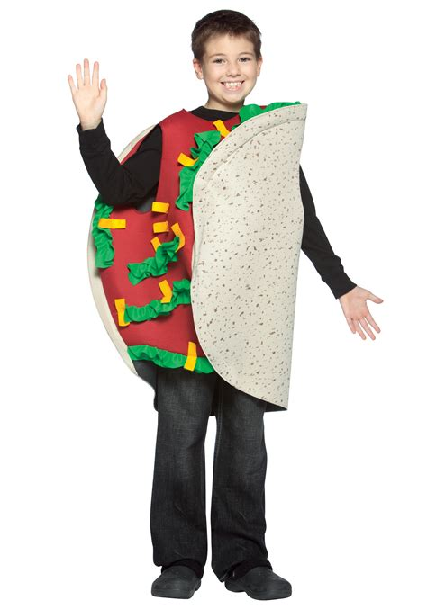 taco costume taco costume childrens mexican food costumes