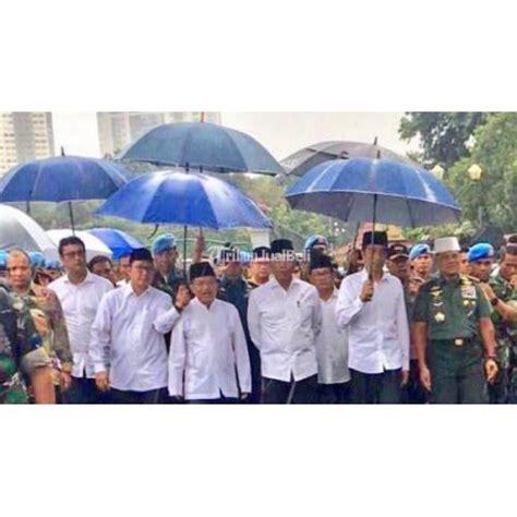 Kain Payung Sunberella Kualitas No 1 payung fiber warna biru polos quot payung jokowi quot berkualitas