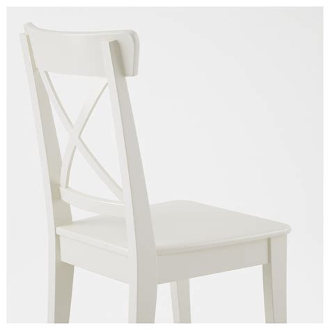 ikea wood chairs ingolf chair white ikea