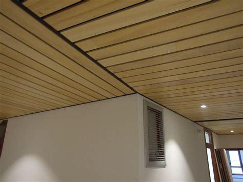 Plafond En Bois Brut by Dufisol Faux Plafonds Pour Immeubles Tertiaires