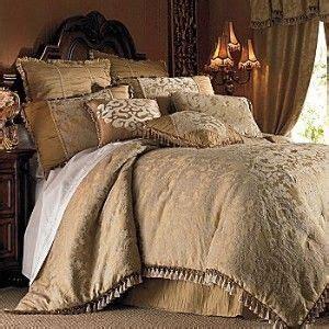 penneys bedding sets jc penney chris madden gold damask 9pc king comforter